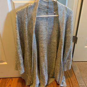 Anthropologie kimono style sweater